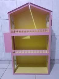 Casa da Barbie 1.30 de altura