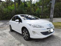 Peugeot 408 completo