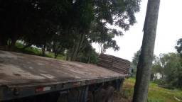 Vendo carreta carga seca reforçada