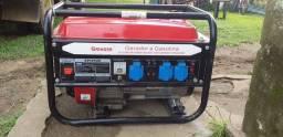 Gerador Gringer ZH3500, 3kwa, gasolina