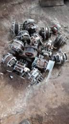 Motor de máquina