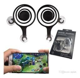 Joystick Analógico Direcional 2 Botões P/ Tablet Smartphone