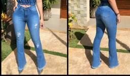 Calças Jeans disponível no número 40 ao 36