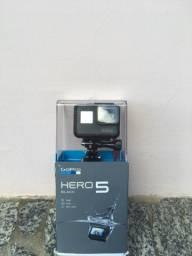 Título do anúncio: Go pro Hero 5 Black
