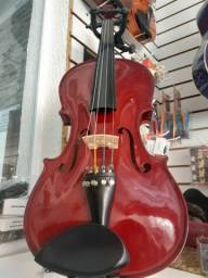 Violino Antigo Nhureson (Ano 2004)