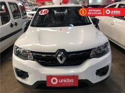 Renault Kwid zen 1.0 2018 Impecável -  Ótimas Condições para Motorista de App