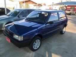FIAT UNO 1994/1995 1.0 MILLE ELETRONIC 8V GASOLINA 2P MANUAL - 1995