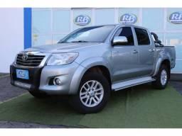 Toyota Hilux CD 4X2 SRV - 2015