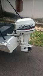Motor de popa Johnson 25 HP - 2001