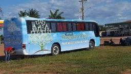 Vendo ônibus top de linha