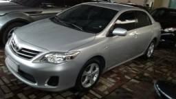 Toyota Corolla GLI flex 144cv blindado - 2013