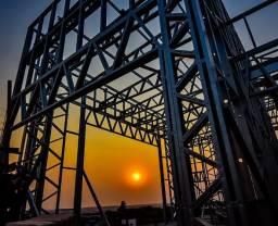 Urban construçao em Steel frame