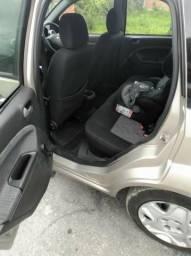 Fiesta sedan 2012 4 portas flex e GNV homologado - 2012