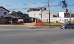 Terreno à venda, 485 m² por R$ 586.000,00 - Alto Boqueirão - Curitiba/PR