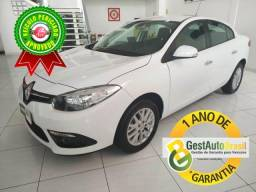 RENAULT FLUENCE SEDAN DYNAMIQUE 2.0 16V FLEX AUT - 2016