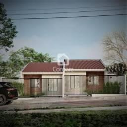 Casa à venda com 2 dormitórios em Contorno, Ponta grossa cod:1930241.001