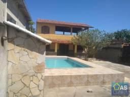 Casa para Venda em Araruama, Ponte dos Leites, 3 dormitórios, 1 suíte, 2 banheiros, 8 vaga