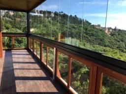Apartamento com 3 dormitórios à venda, 205 m² por R$ 3.500.000 - Centro - Gramado/RS