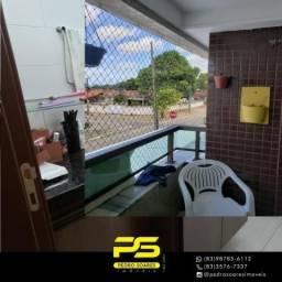 Apartamento com 3 dormitórios à venda, 76 m² por R$ 275.000 - Jardim São Paulo - João Pess