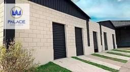 Box/Garagem para alugar por R$ 50,00/mês - Vila Sônia - Piracicaba/SP