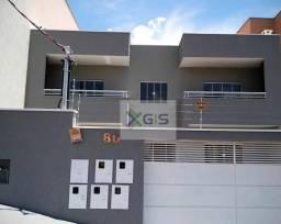 Apartamento com 3 dormitórios à venda, 96 m² por R$ 280.000 - Recanto dos Fernandes - Pous