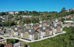 Apartamento com 1 dormitório à venda, 29 m² por R$ 316.000,00 - Centro - Gramado/RS