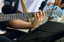 Aula de música/ukulele/violão/cavaquinho