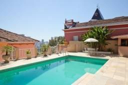 Casa à venda com 5 dormitórios em Santa teresa, Rio de janeiro cod:SCV4970