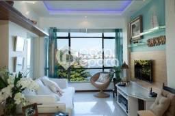 Apartamento à venda com 3 dormitórios em Vidigal, Rio de janeiro cod:LB3AP12634