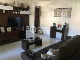 Apartamento à venda com 3 dormitórios em Catumbi, Rio de janeiro cod:SP3AP38196