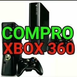Quero Xbox 360 slim funcionando