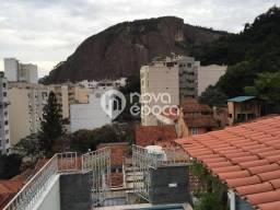Casa de vila à venda com 4 dormitórios em Copacabana, Rio de janeiro cod:CO4CV35662