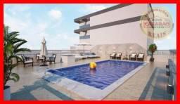 Apartamento com 2 dormitórios à venda, 73 m² por R$ 310.420 - Tupi - Praia Grande/SP