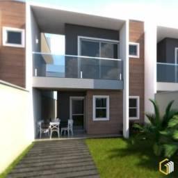 Casas Dúplex com 4 quartos 4 banheiros 3 vagas