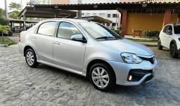 Etios XLS Sedan 1.5 Flex 16V Aut 17/18 - 2018