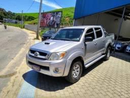 Hilux 2.5 SR Turbo Diesel CD 4x4 2011 - 2011