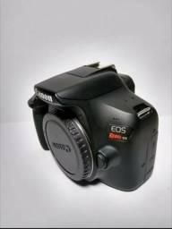 Canon t6 + lente 18-135 + cartão