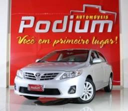 Toyota Corolla Altis 2.0 Flex Automático | Completo + Couro 4P - 2012