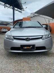 Honda Civic LXS 2008 Blindado Extra! - 2008