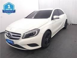 Mercedes-benz A 200 1.6 turbo urban 16v gasolina 4p automático - 2014