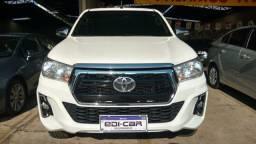 Toyota Hilux SRV Aut