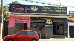 Jd. Esmeralda, 2 salões + 1 casa Ourinhos - SP