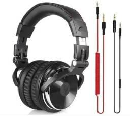Fone Ouvido Oneodio Over Ear Profissional Dj Estúdio Ps4 Box