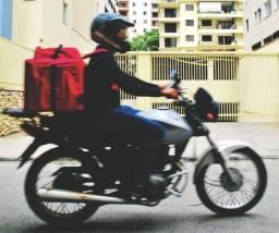 Vaga para motoboy em lanchonete bairro nacional
