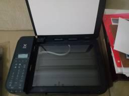 Impressora Canon E481 multifuncional