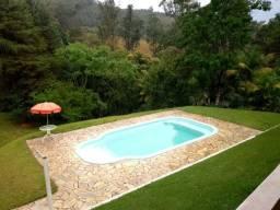 Vendo casa de campo com riacho e piscina 1500 mts² 380.000,00