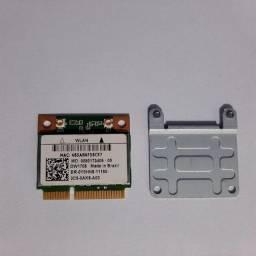 Placa de rede (WI-FI + Bluetooth)