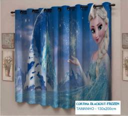 Cortina Blackout Frozen 130x200