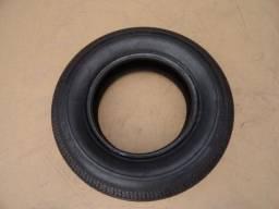 Pneu Pirelli 8.25 - 15 Aro 15 C/ Câmara Usado Cap. C 6 Lonas