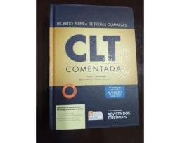 CLT Comentada - livro novo